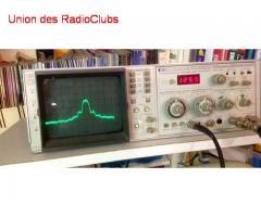 Analyseur de spectre