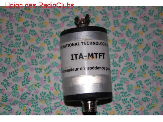 Adaptateur d'impédance MTFT  ITA